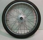 General front small hub