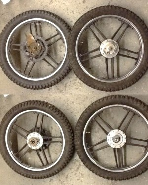Kreidler Flory wheels