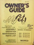 Owners Guide Mopet 280 281 282