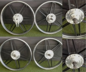Peugeot 103SP mag wheels