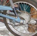 Jawa 207 pedal chain