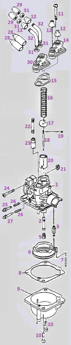 1978 fiat carburetor diagrams  active wiring diagram bell