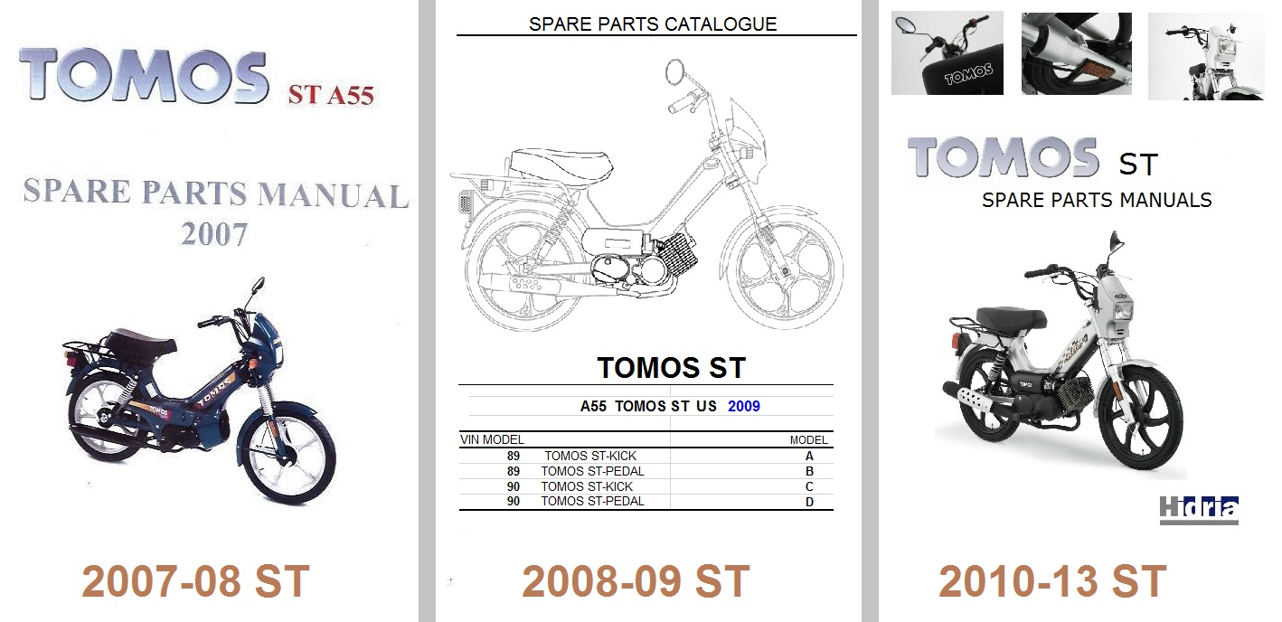 Tomos Parts « Myrons MopedsMyrons Mopeds