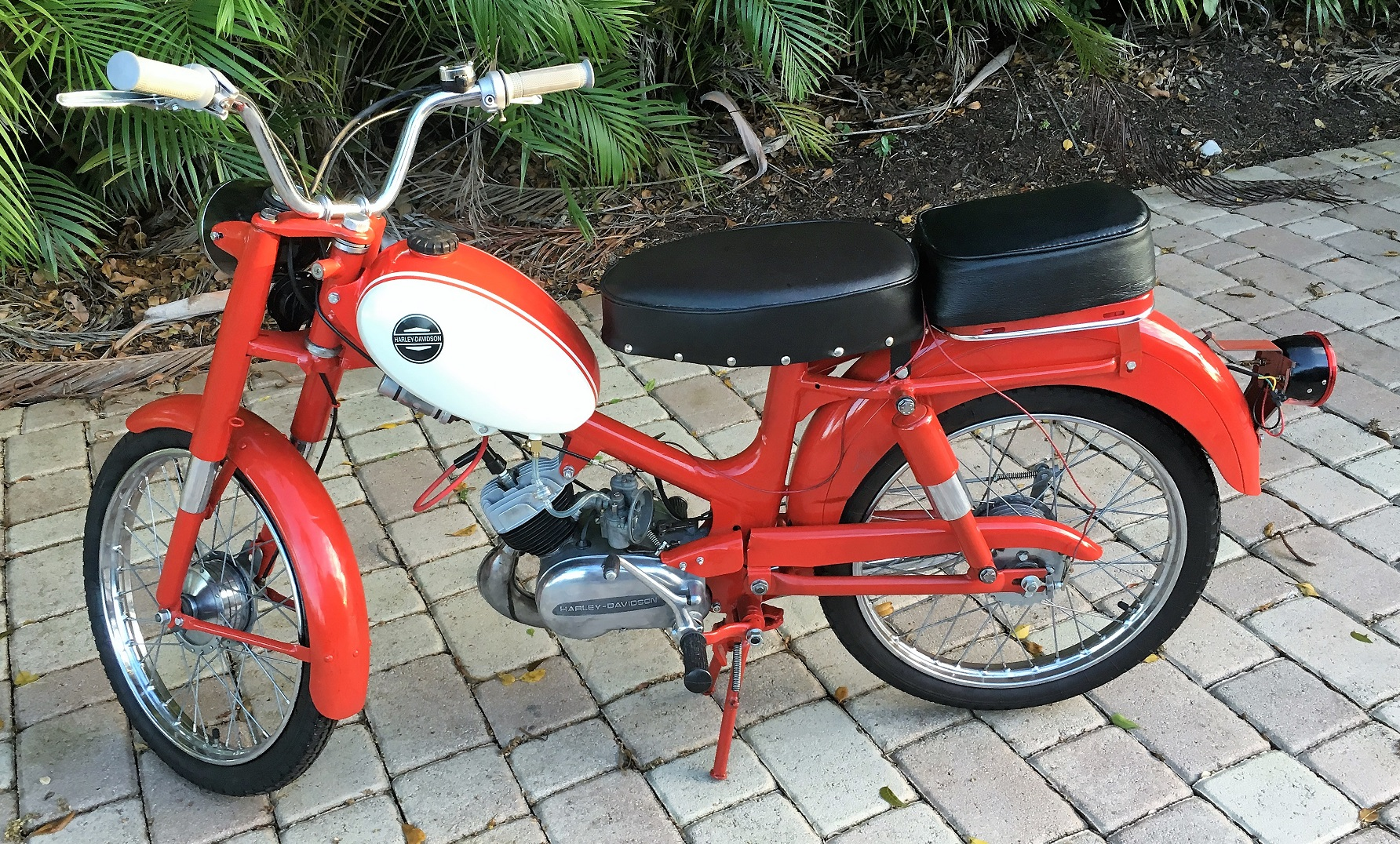 Harley Davidson Aermacchi Myrons Mopeds
